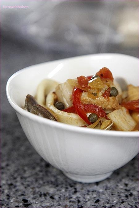Italian seafood stew | Facci's Italian Style / Seafoods | Pinterest