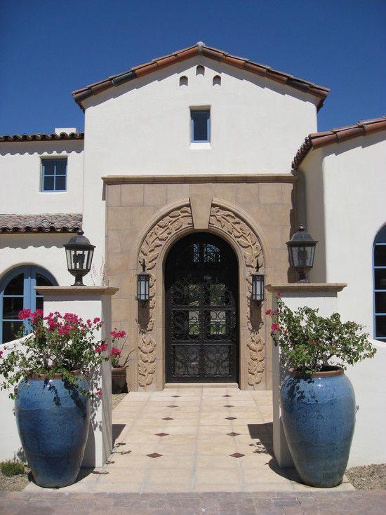Spanish modern style spanish style homes pinterest for Modern spanish decor