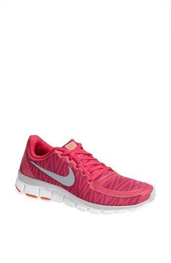 Nike free running shoes