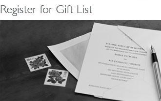 Wedding Gift List Wording John Lewis : john lewis