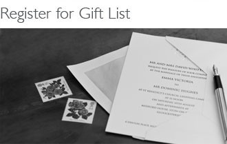 John Lewis Wedding Gift List Glasgow : john lewis