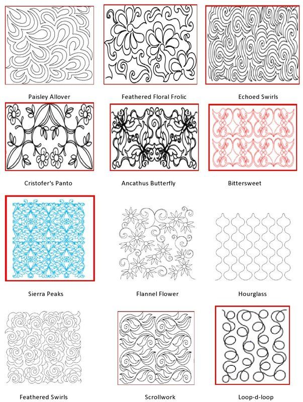 Long Arm Quilting Pattern Boards : Pin by Sondra House on Quilt board Pinterest