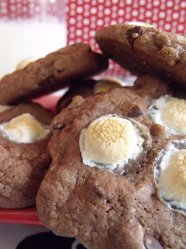 Cakery: Mississippi Mud Pie Cookies | Sweets | Pinterest