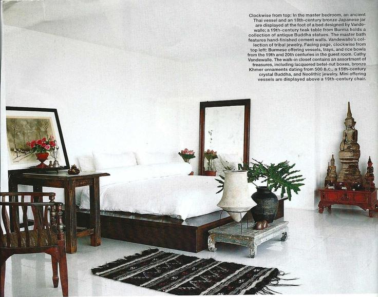 Bedroom via elle decor good design pinterest - Elle decor bedrooms ...