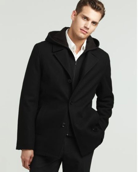 Find great deals on eBay for peacoat with hood. Shop with confidence.