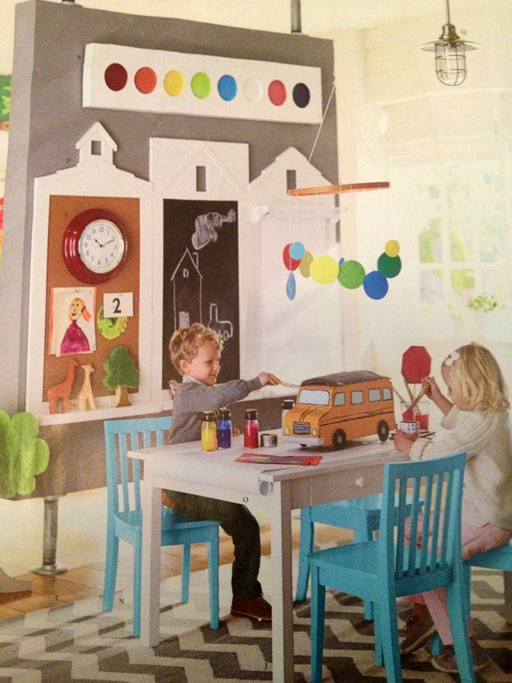 Adorable Pottery Barn Kids Playroom Kids Play Room