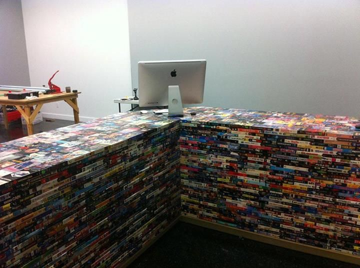recycling vhs cassettes video search engine at. Black Bedroom Furniture Sets. Home Design Ideas