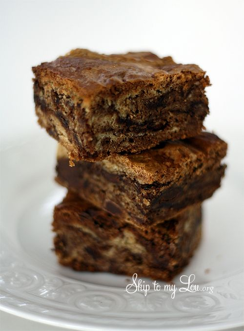Chocolate Chip Cookie Bars | Food - Cookies & Bars | Pinterest