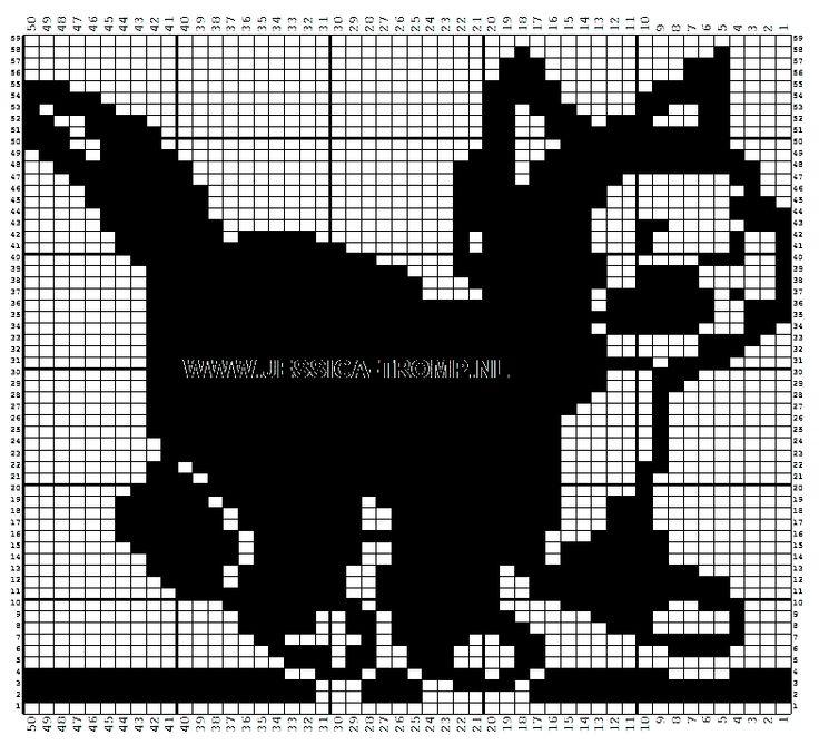 Cat knitting pattern KNIT Pinterest