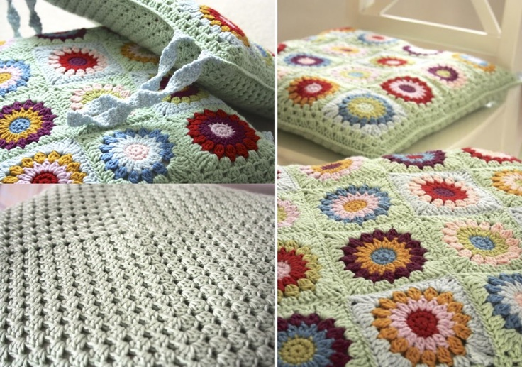 Crocheting Problems : Cherry Heart: Seat of the Problem Crochet Pinterest