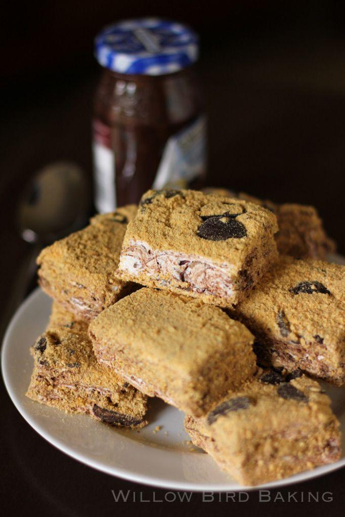Homemade S'mores Marshmallows | Dessert | Pinterest
