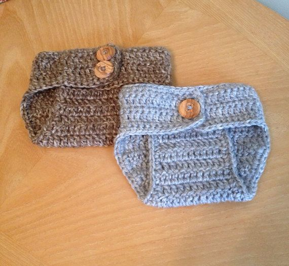 Crochet Diaper Cover, CUSTOM Made Diaper Cover, Newborn Diaper Cover ...