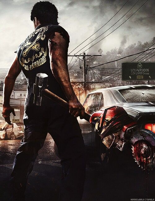 games like dead rising 3