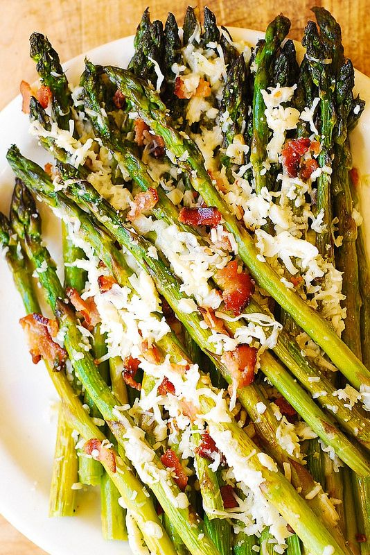 12 Ways You Absolutely Should Be Roasting Asparagus