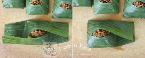Pulut Inti (Glutinous Rice with Sweet Coconut Topping) - Roti n Rice