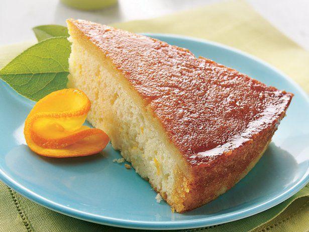 Orange Flan Cakes | Recipe