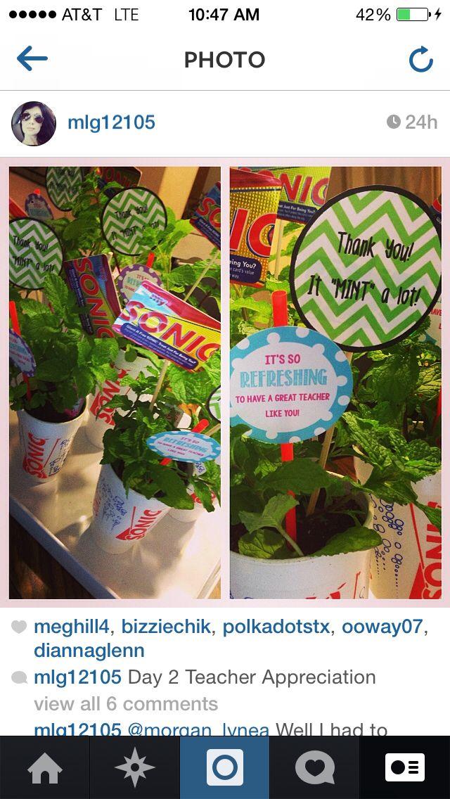 Teacher appreciation 2014   Teacher appreciation   Pinterest