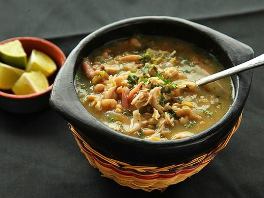 HOLIDAY LEFTOVERS White Chili with Roast Turkey or Chicken