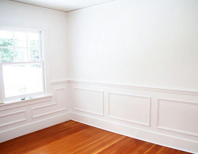 want paneled wainscoting in the baby 39 s room or even in my room
