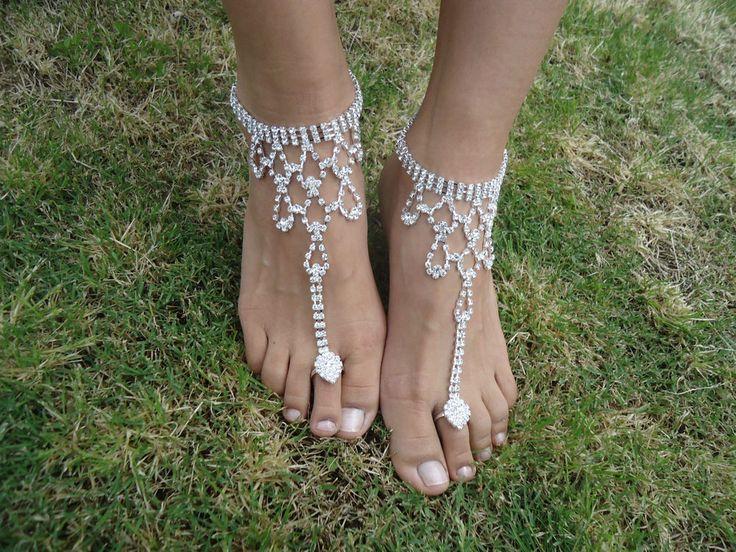 explore beach wedding sandals
