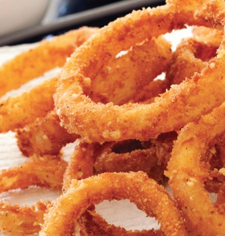 Delight Gluten Free Magazine | Recipes - Tri-Spiced Onion Rings ...