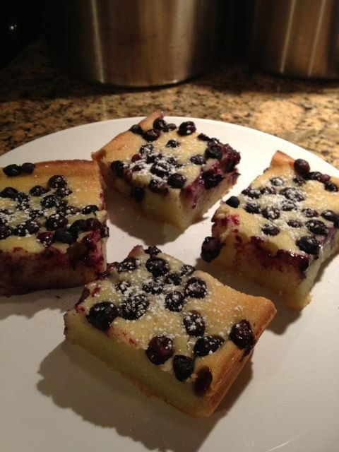 Blueberry Vanilla Bean Mochi Cake | tickle my sweet tooth (cookies ...