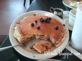 Blueberry Pancakes | Food Porn | Pinterest