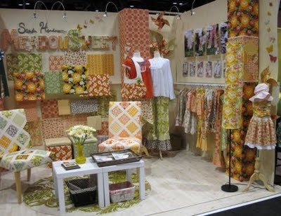 The Noble Wife: Award Winning Booths at Quilt Market