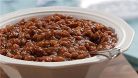 Just in time for football season...Great Value Grandmas Baked Beans