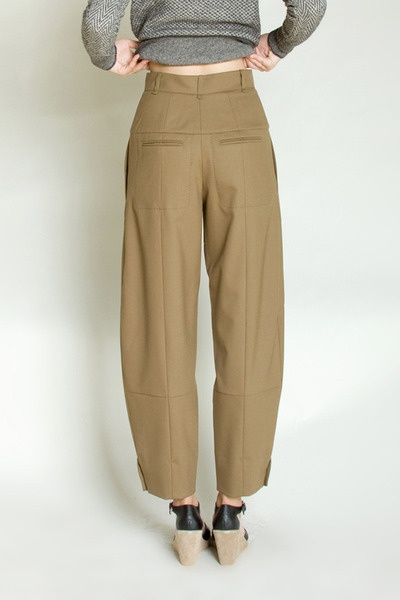 Chloe Rounded Pant