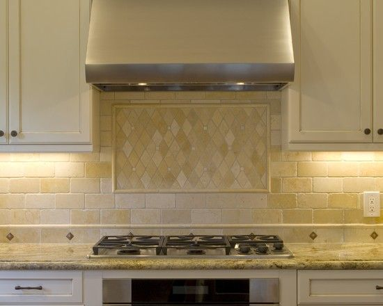 backsplash behind the stove for the home pinterest
