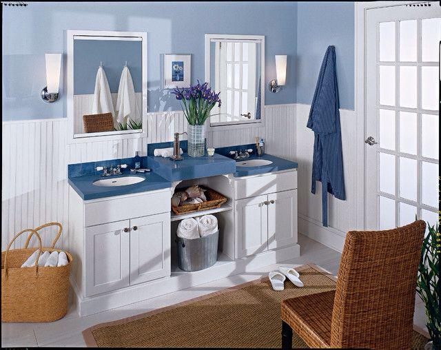 Beach Hut Bathroom Bathroom New House Pinterest