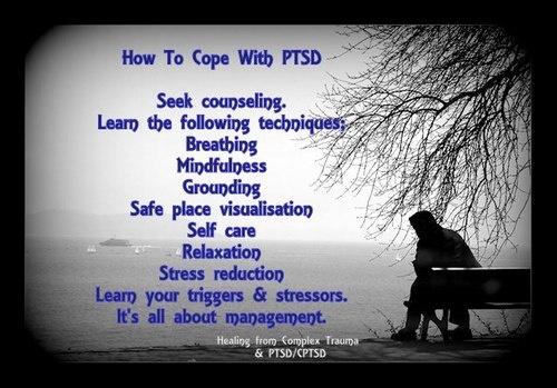 ptsd how to help someone