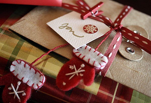 Diy gift labels country christmas christmas ideas Country christmas gifts to make
