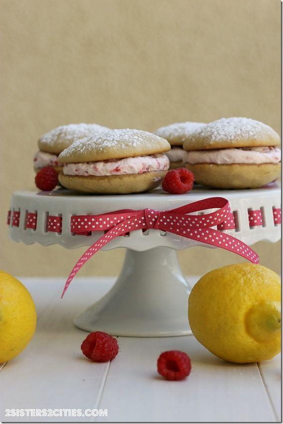 pies pumpkin whoopie pies raspberry lemon whoopie pies 2 sisters 2 ...