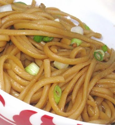 Simple Sesame Noodles. Hopefully this is the receipe Im looking for ...