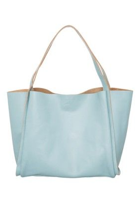 Yasmin Tote in Duck Egg Blue - Saben NZ