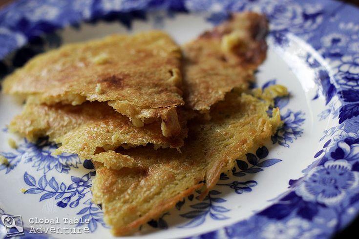 Chickpea Crepes (Socca) Recipe — Dishmaps