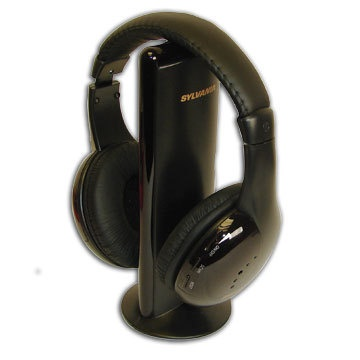 sylvania wireless headphones syl wh920gb manual