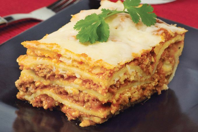 Lasagna Recipe With Cottage Cheese And Alfredo Sauce