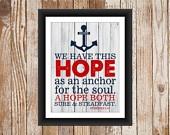 Bible Verse Hebrews 6:19