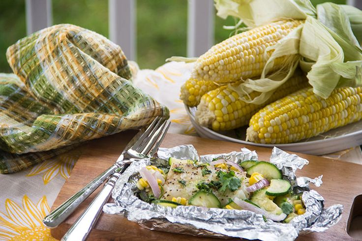 Thai-Style Grilled Corn With Roasted Peanuts Recipes — Dishmaps