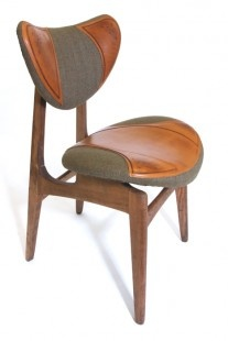 Upcycled Cheaney Chair