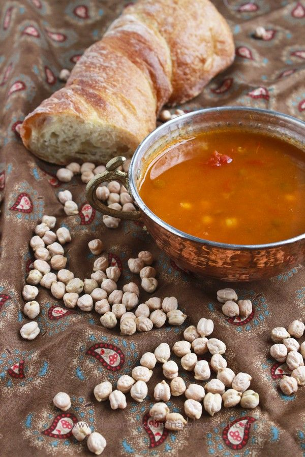 Moroccan Harira soup | Food & Drink | Pinterest