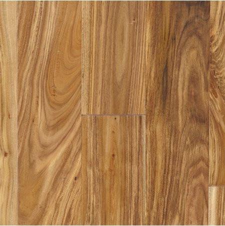 Natural Acacia Hand Scraped Engineered Hardwood Flooring For