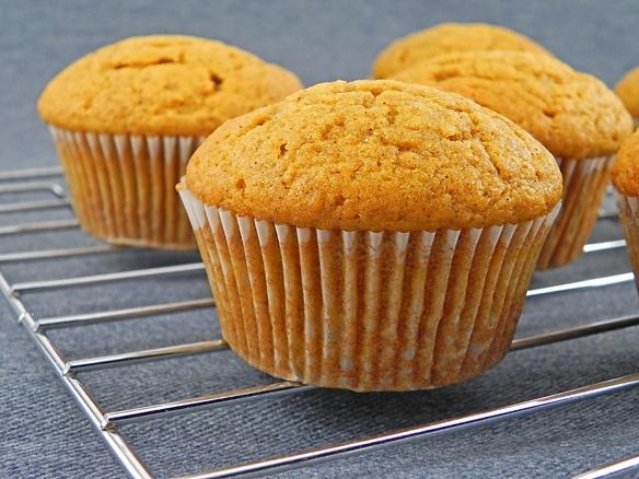 Pumpkin Muffins via CulinaryCory.com | Culinary Cory | Pinterest