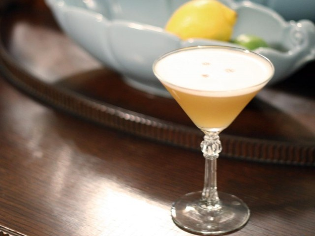 Whiskey Sour 2 ounces bourbon or Canadian whisky 1 ounce fresh lemon ...