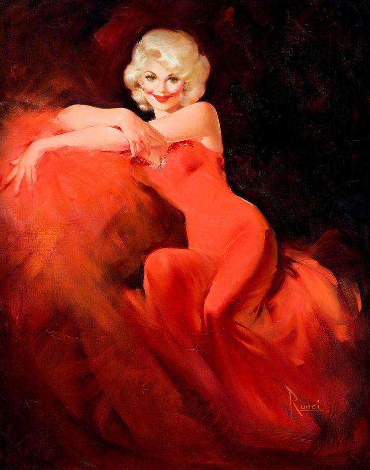 Art by Edward Runci