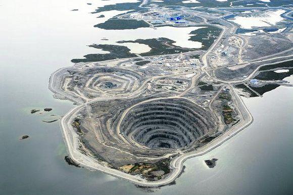 diavik diamond mine nunavut