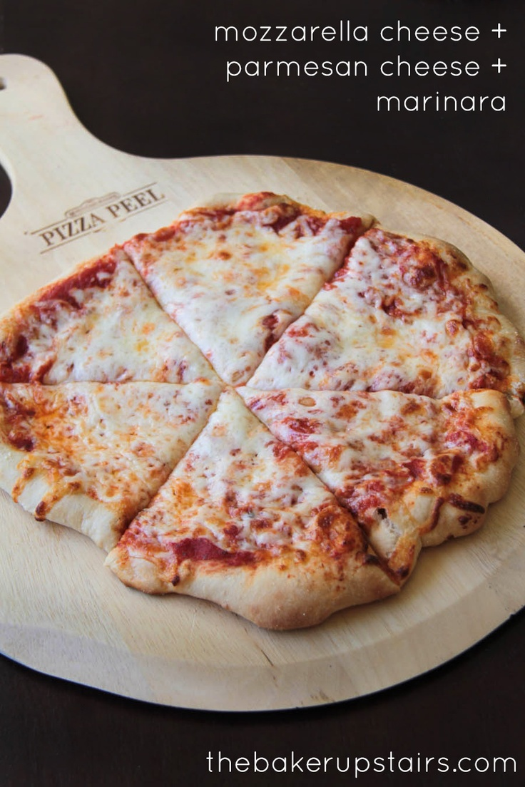 simple pizza crust | to eat | Pinterest